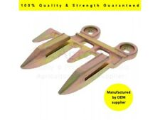Crary (Aftermarket) Gold Quad Knife Guard WITHOUT WEARBAR, 7229