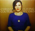 CD CHRISTA COUTURE - the living record, nuevo - embalaje original