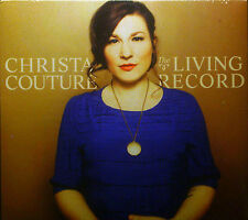 CD Christa Couture - The Living Record NEW - ORIGINAL PACKAGING