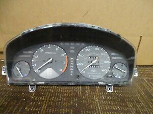 94 95 96 97 Honda Accord Speedometer Instrument Cluster 199K Miles 1994-1997