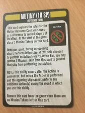 Star Trek Attack Wing Mutiny Reference Card