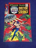 Strange Tales #153 Nick Fury  Dr. Strange  Marvel  High Grade 1967 #
