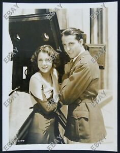 original US movie photo for 1932 PARAMOUNT Studios FRANCES DEE, CARLO AGOSTONI