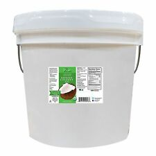 Tresomega Nutrition Organic Coconut Oil Refined Superfood 1 Gallon 128 oz. Pail