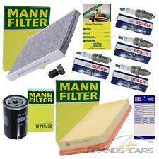 MANN-FILTER INSPEKTIONSPAKET FILTERSATZ C FÜR AUDI A3 8L 1.6 1.8 BJ 97-03
