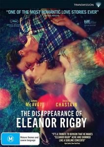 The Disappearance Of Eleanor Rigby (DVD, 2015)Australian Stock