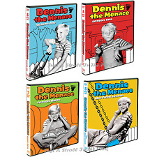 Dennis The Menace: Complete Classic TV Series Seasons 1 2 3 4 Box/DVD Set(s) NEW