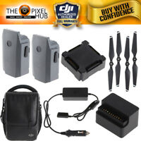 DJI Fly More Accessory Bundle for Mavic Pro with 2 Batteries Bag Charger + MORE