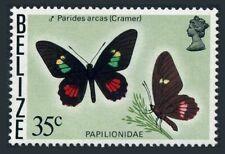 Belize 355A,MNH.Michel 370Y. Butterfly 1977.Parides arcas-Cramer.