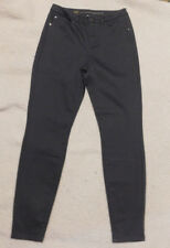 LC LAUREN CONRAD Women's Gray Stretch Slim Fit Skinny Jeans Size 4