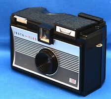 Herbert George Imperial INSTA-Flash Vintage 126 Film Snapshot Camera USA Kodak
