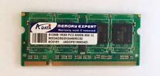 ADATA 512MB PC2-5300S Laptop Memory Ram Unbuffered • NON-ECC • DDR2-667