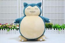 "Pocket Monster Big Jumbo SNORLAX Pokemon Center Plush Toy Game Doll 20""/50cm"
