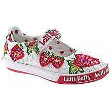 Lelli Kelly Girls UK 11 Kids' Shoes