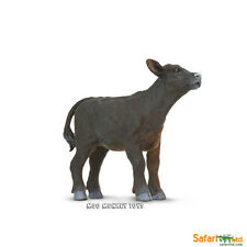 black Angus Calf Safari Ltd # 160929 cattle farm ranch animal baby Nwt New 2015