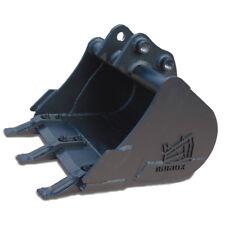 "18"" Rhinox Mini Digger / Excavator Bucket For Bobcat E08 / E10"