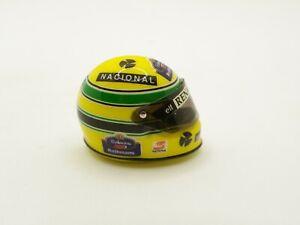 Helmet Ayrton Senna Williams 1994 JF Créations 1/12 Helmet F1 Pin's Rare