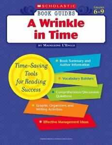 A Wrinkle in Time  Scholastic Book Guides  Grades 6-9