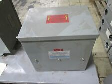 RTE Aerovox Power Factor Capacitor C85Z4807Y 7.5KVAR 480V 60Hz 3Ph Used