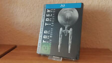 Star Trek Three Movie Collection limited Steelbook Edition Blu Ray Neu OVP