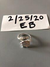 Silvertone Animal Ring