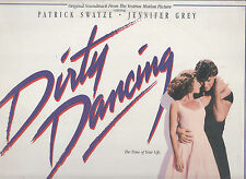 Dirty Dancing-1987-Original Movie Soundtrack-[Made In Australia]- Record LP