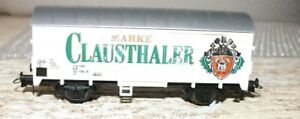 G21 Roco 48057 Bierwagen Clausthaler DB