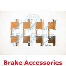 Apec Braking Disc Brake Pad Fitting Kit Accessory KIT1195