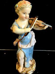 Antique porcelain figurine MEISSEN 18 century