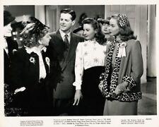 BARBARA STANWYCK ROBERT CUMMINGS THE BRIDE WORE BOOTS 1946 PHOTO ORIGINAL