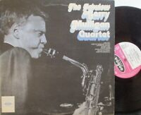GERRY MULLIGAN QUARTET - The Fabulous ~ VINYL LP