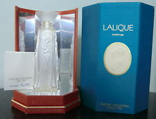 """1994 LALIQUE limited edition Perfume Bottle """"THE MUSES"""""""
