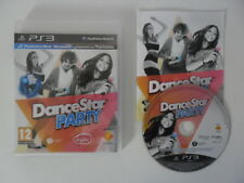 DANCE STAR PARTY - SONY PLAYSTATION 3 - JEU PS3 COMPLET