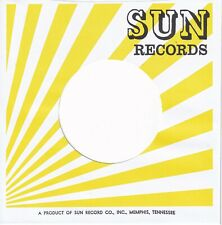 SUN Company Reproduction Record Sleeves - (pack of 10)