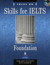Focus on Skills for IELTS Foundation Student Book plus Audio CD (Focus S) by MA