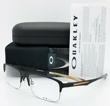 NEW Oakley Hollowpoint 0.5 RX Eyeglasses Frame Black OX5091-0154 54mm AUTHENTIC
