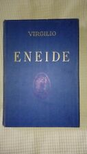 Eneide di Virgilio,1957,narrativa,mitologia,editoria,scuola,insegnamento