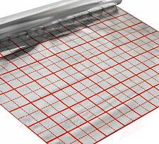 Rasterfolie Fußbodenheizung Fußbodenisolierung
