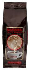 Manaresi Marrone Espresso Italian Roast Arabica Coffee Beans 1kg Free P+P