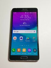 Samsung Galaxy Note 4 N910T3 -32GB-Black-T-Mobile Unlocked-ScreenCrack # 08DC