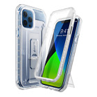 iPhone 12 12 PRO 6.1 Inch Case SUPCASE UBPro Screen Protect Kickstand Belt Clip