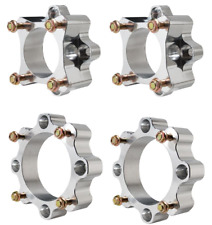 "KFX 400 450R  1.5"" 2"" (3"" 4"")  Wheel Spacers Front Rear Pairs Alba Racing"