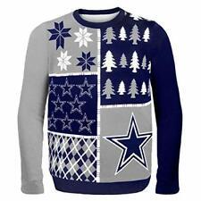 Dallas Cowboys Christmas Sweater   Size XL