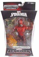 Toxin, Spawn Of Symbiotes - Spider-Man Legends Infinite Series, Green Goblin BAF