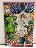 The Incredible Hulk #400 Special Holograph Cover 1st Print (Dec 1992 Marvel) NM