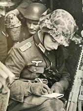 WW2 Photo WWII German Soldier Arnhem 1944  World War Two Wehrmacht / 2503
