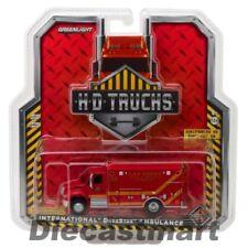 Ambulancias de automodelismo y aeromodelismo Greenlight