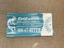 Edgewater Hotel & Casino Fun Book Coupons For Free & Discounts  Laughlin Nevada
