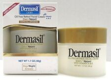Dermasil Facial Cream (Day & night) 1.7 OZ ANTI-AGING (FREE SHIPPING) USA SELLER