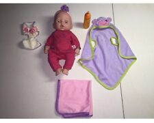 SUPER CUTE 2004 CITITOY OPEN/CLOSE EYES BABY DOLL (F)